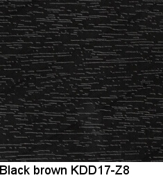 Black brown KDD17-Z8