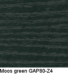 Moos green GAP80-Z4