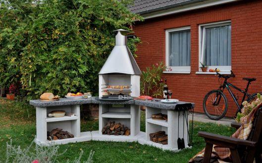 Aussenküche Mit Grill : Moesta bbq outdoor möbel außenküche grilltische outdoorküche